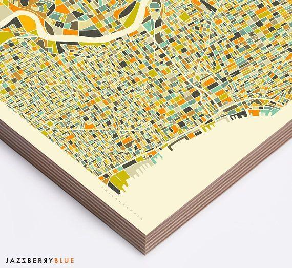 Best 25+ Philadelphia Map Ideas On Pinterest   Maps S, Map Of With Philadelphia Map Wall Art (Image 10 of 20)