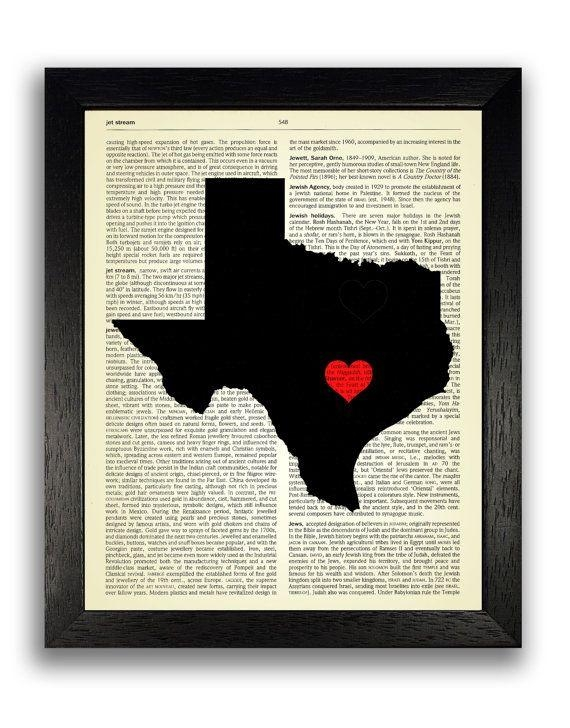 Best 25+ Texas State Map Ideas On Pinterest | State Of Texas Map Throughout Texas Map Wall Art (Image 8 of 20)