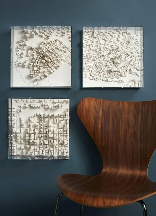 Chicago Map Wall Art Map Wall Art Chicago Neighborhood Map Wall Intended For Chicago Neighborhood Map Wall Art (Image 13 of 20)