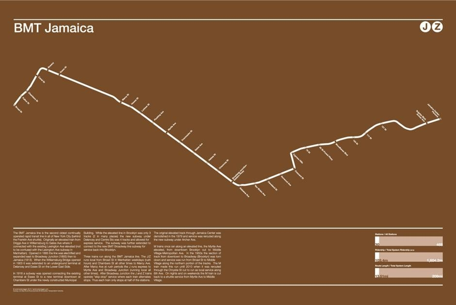 Minimalist Subway Map Posters Are More About Beautiful Design Than Intended For New York Subway Map Wall Art (Image 9 of 20)