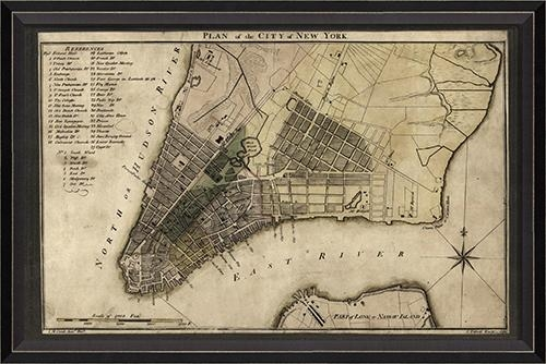 New York Map Wall Decor – 28 Images – Shop New York Room Decor On With Regard To New York Map Wall Art (View 9 of 20)