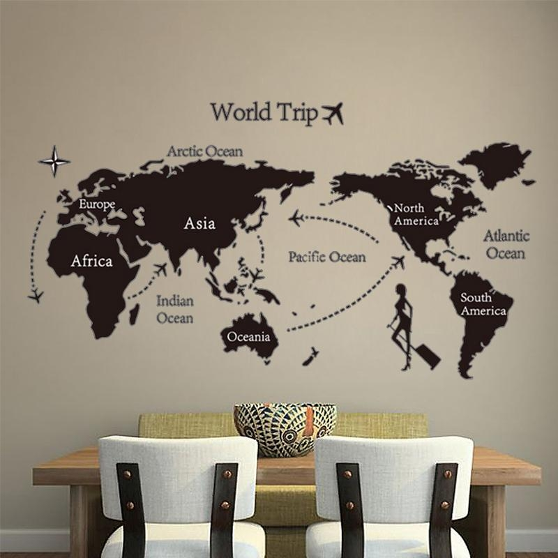 Featured Photo of Europe Map Wall Art