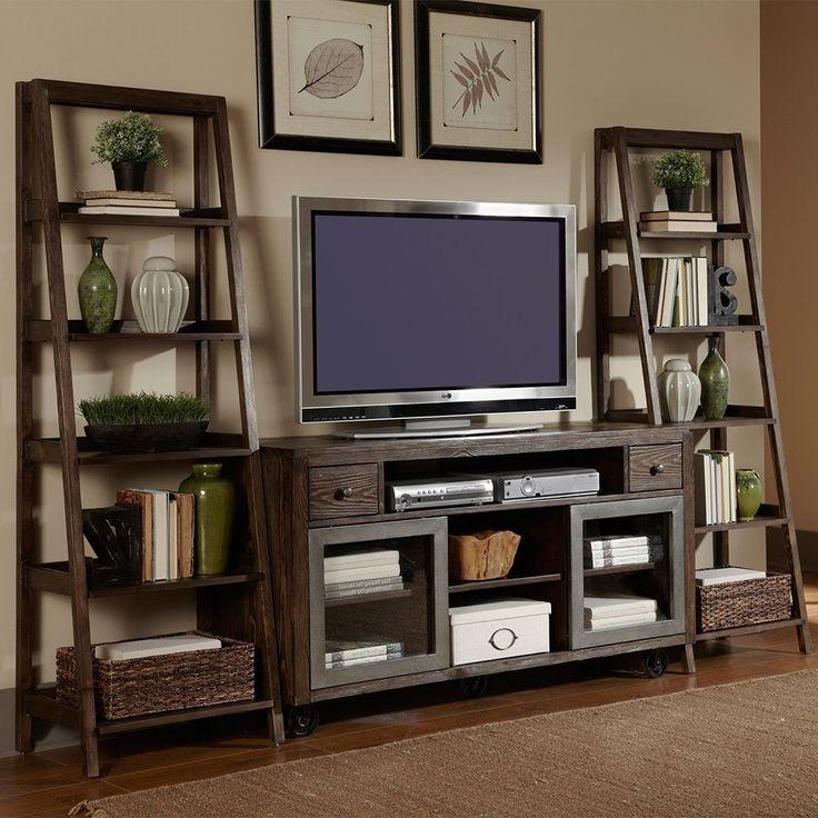 Preferred Tv Stands And Bookshelf With Regard To Best 25+ Tv Stand Decor Ideas On & Preferred Tv Stands And Bookshelf With Regard To Best 25+ Tv Stand ...