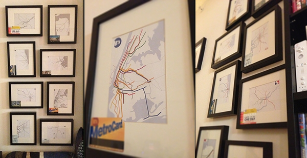 Featured Photo of Map Wall Art Maps