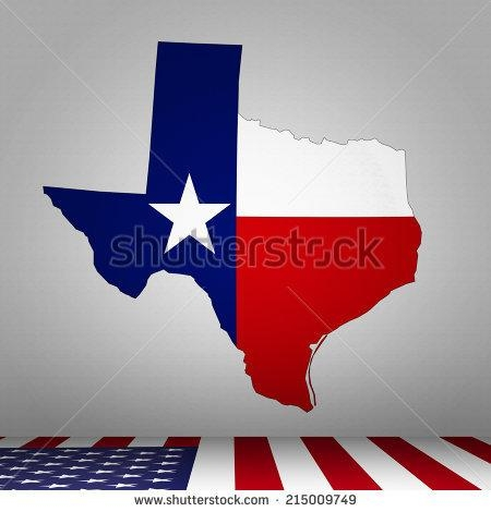 Texas Map Wall Background Stock Illustration 215009740 – Shutterstock For Texas Map Wall Art (View 12 of 20)