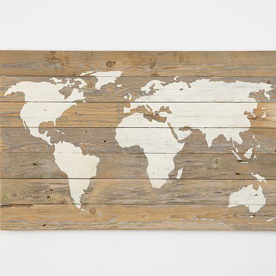 Wall Art Designs: Wooden World Map Wall Art World Map Canvas World With Regard To Worldmap Wall Art (View 10 of 20)