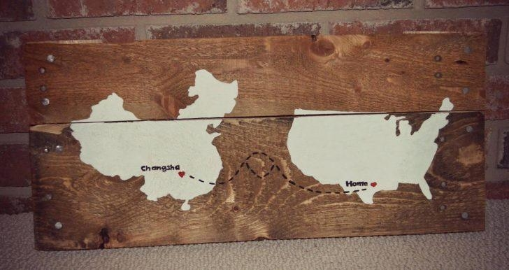 Wall Arts ~ Diy String Map Wall Art World Maps For Wall Art World Inside String Map Wall Art (View 15 of 20)