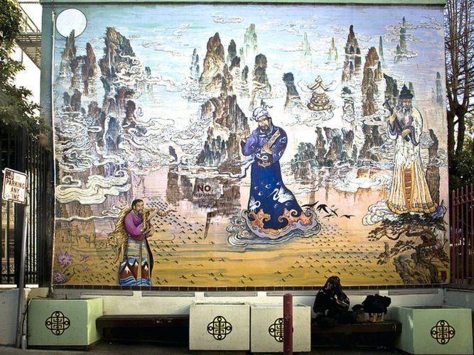 Wall Arts ~ San Francisco Canvas Wall Art Uk San Francisco Skyline For San Francisco Map Wall Art (Image 17 of 20)