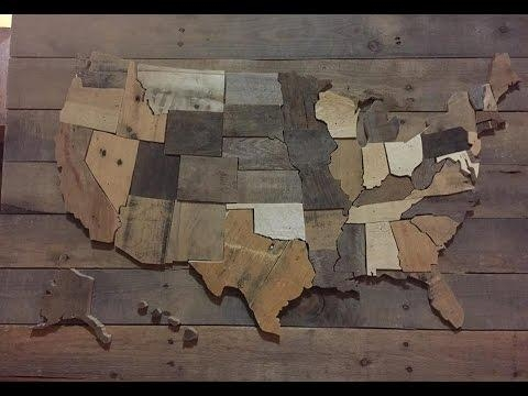 Wooden Usa Map Wall Art Delightful Ideas United States Wall Art Inside State Map Wall Art (Image 17 of 20)