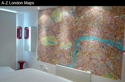 World Pirate Maps | Vintage Maps | London Underground Map For London Tube Map Wall Art (Image 20 of 20)