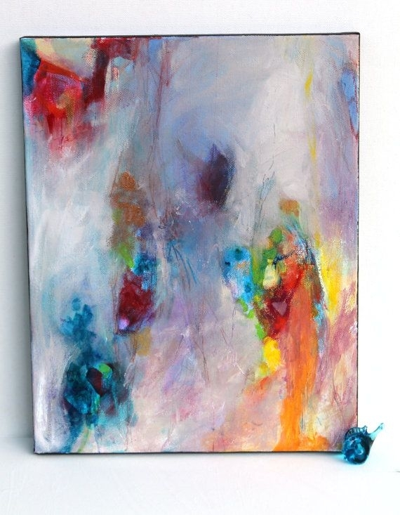 109 Best Expressionist Paintings Images On Pinterest | Abstract With Abstract Expressionism Wall Art (Image 1 of 15)