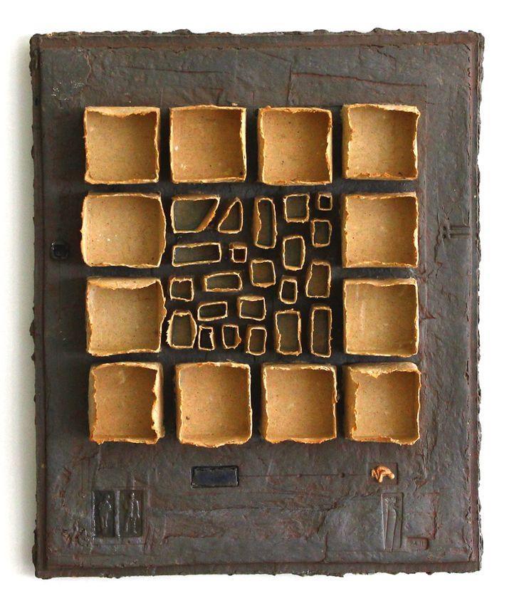 1277 Best Ceramic Wall Art Images On Pinterest | Ceramic Wall Art Throughout Abstract Ceramic Wall Art (Image 1 of 16)
