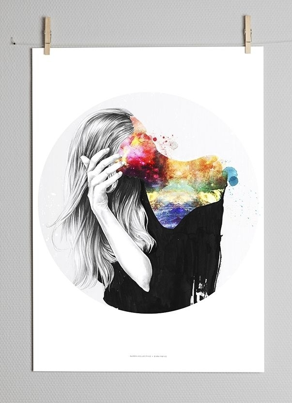 149 Best Dwell – Art Images On Pinterest | Abstract, Paintings And Pertaining To Dwell Abstract Wall Art (Image 2 of 15)