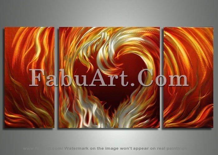 177 Best Wall Decor Images On Pinterest | Waterfalls, Beautiful Pertaining To Abstract Wall Art Canada (View 5 of 20)