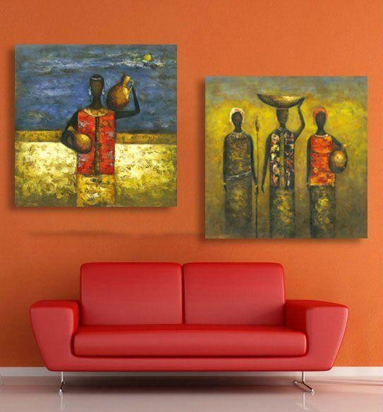 18 Best African Art Images On Pinterest | Africa Art, African Art With Regard To Abstract African Wall Art (Image 1 of 20)