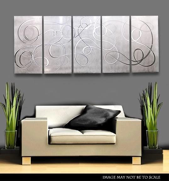 18 Best Aluminium Wall Art Images On Pinterest | Art Walls, Wall Inside Abstract Aluminium Wall Art (Image 1 of 20)