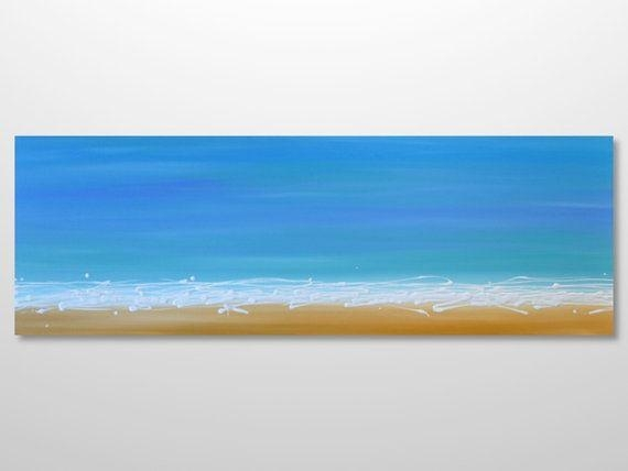 180 Best Gillian Sarah Art Images On Pinterest | Acrylic Canvas Pertaining To Abstract Beach Wall Art (View 9 of 20)
