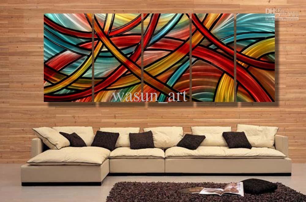Featured Image of Contemporary Abstract Wall Art