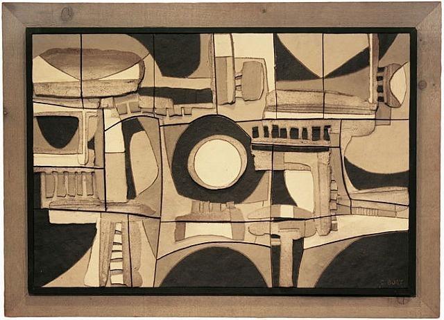 23 Best Clyde Burt Images On Pinterest | Ceramic Art, Ceramic Intended For Abstract Ceramic Wall Art (Image 2 of 16)