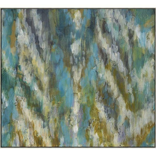 38 Best Abstract Wall Art Images On Pinterest | Abstract Art Inside Blue Green Abstract Wall Art (Image 2 of 20)