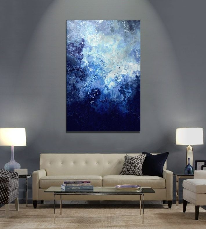 48 Best Art In Home Setting Images On Pinterest | Abstract Art Regarding Dwell Abstract Wall Art (Photo 3 of 15)