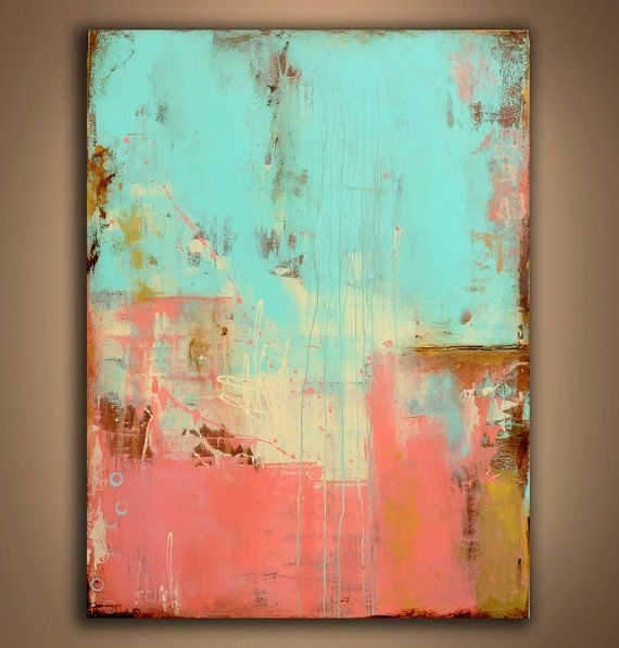 diy canvas painting 15 ideas of diy abstract canvas wall wall ideas 13193