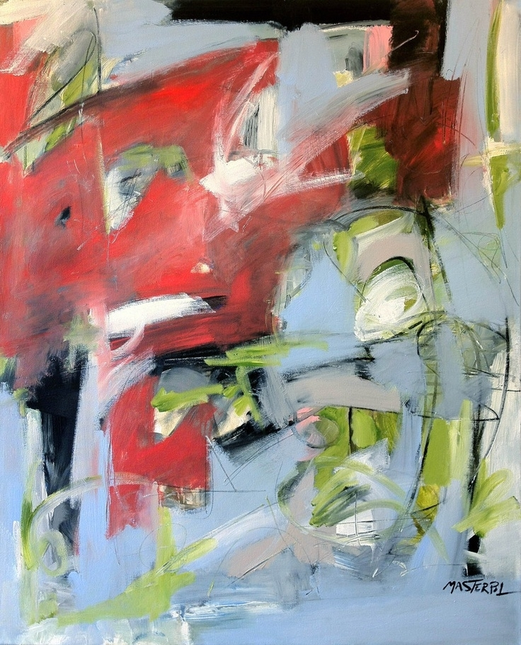 86 Best Artist Rose Masterpol Images On Pinterest | Saatchi Art With Regard To Abstract Expressionism Wall Art (Image 5 of 15)