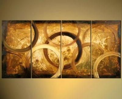 Abstract Canvas Wall Art : Cheap Oil Paintings|Paintings For Sale For Brown Abstract Wall Art (Photo 11 of 20)