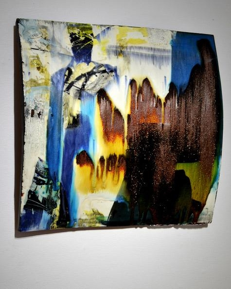 Abstract Ceramics In The Usa For Abstract Ceramic Wall Art (Image 8 of 16)