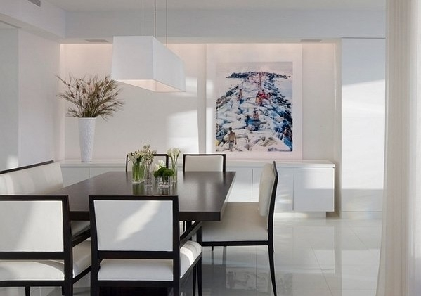 Abstract Painting Wall Art For Dining Room Ideas   Decolover Intended For Abstract Wall Art For Dining Room (Image 2 of 15)