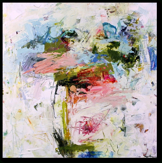 Abstract Paintings, Conn Ryder, Abstract Expressionism, Colorado With Regard To Abstract Expressionism Wall Art (Image 9 of 15)