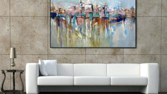 Amazing Large Modern Wall Art Plans | Hazagali with regard to Large Abstract Wall Art Australia