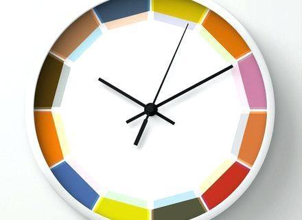 Art Clocks Wall Modern Wall Clock Modern Clock Abstract Art Clock Regarding Abstract Clock Wall Art (View 18 of 20)