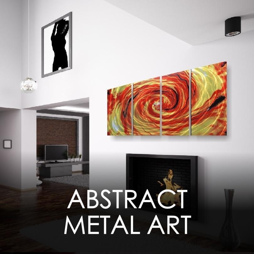 Featured Photo of Brisbane Abstract Wall Art