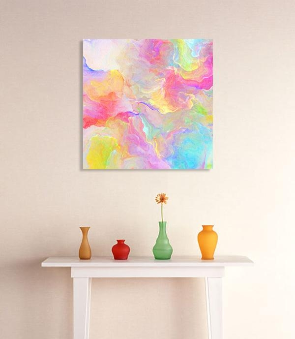Cianelli Studios: Art & Print Buying Tips | Large Abstract Art With Regard To Abstract Wall Art Prints (Image 10 of 20)