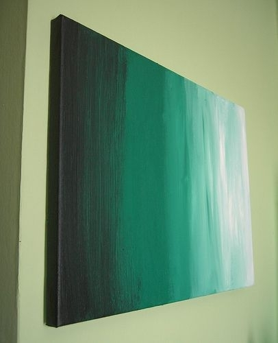 Creative And Easy Diy Canvas Wall Art Ideas With Regard To Diy Modern Abstract Wall Art (View 15 of 15)