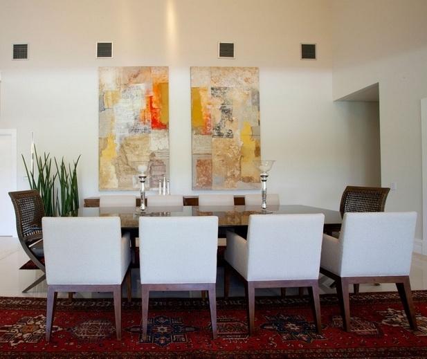 Dining Room Wall Decor With Abstract Wall Art Painting | Decolover Within Abstract Wall Art For Dining Room (View 2 of 15)