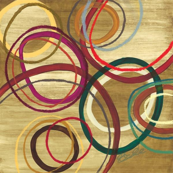 20 Inspirations Abstract Circles Wall Art | Wall Art Ideas