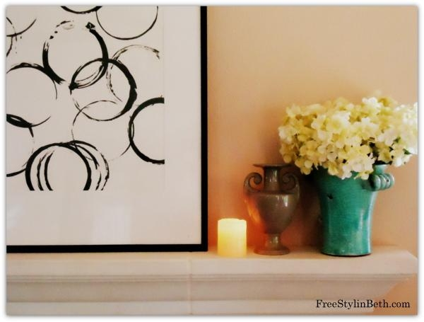 Easy And Cheap Abstract Art | Decor Hacks Inside Diy Abstract Wall Art (Image 13 of 20)