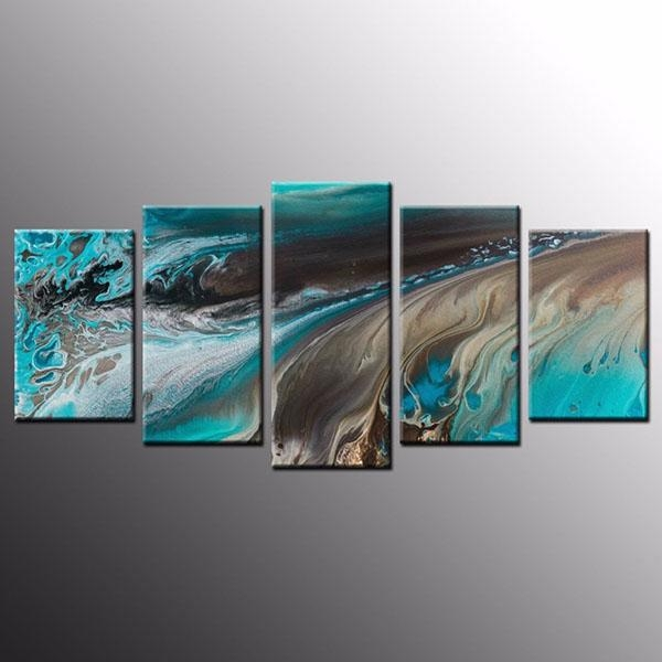 Hd Canvas Prints Wall Decor Abstract Wall Art Canvas Oil Painting With Regard To Abstract Wall Art Canvas (View 11 of 20)