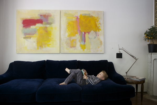 How To Make Abstract Art Diy Intended For Diy Modern Abstract Wall Art (Image 8 of 15)