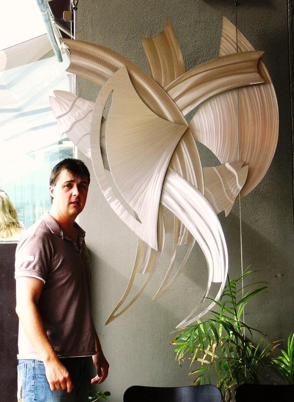 Metal Sculpture Design – Metal Wall Sculpture Australia Inside Large Abstract Wall Art Australia (View 19 of 20)