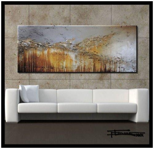 Neoteric Design Inspiration Oversized Wall Art – Home Designing Intended For Abstract Wall Art Canada (View 6 of 20)