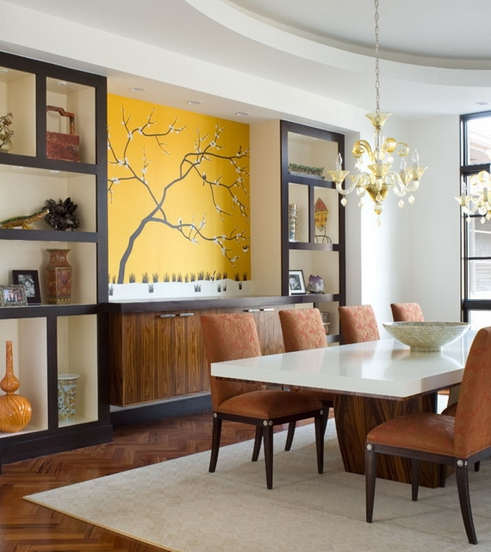 15 Inspirations Abstract Wall Art For Dining Room