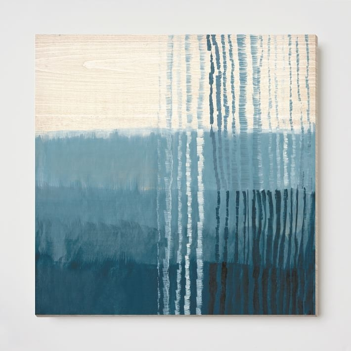 Sarah Campbell Wall Art – Oversized Ripple | West Elm With Regard To West Elm Abstract Wall Art (Photo 9 of 15)