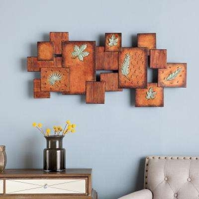 Southern Enterprises - Dimensional Wall Art - Art - The Home Depot throughout Southern Enterprises Abstract Wall Art