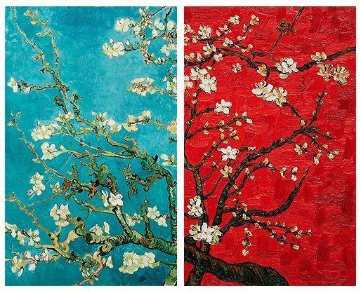 Van Goght Almond Blossoms | Impressionism | Pinterest | Van Gogh Pertaining To Almond Blossoms Vincent Van Gogh Wall Art (View 13 of 20)