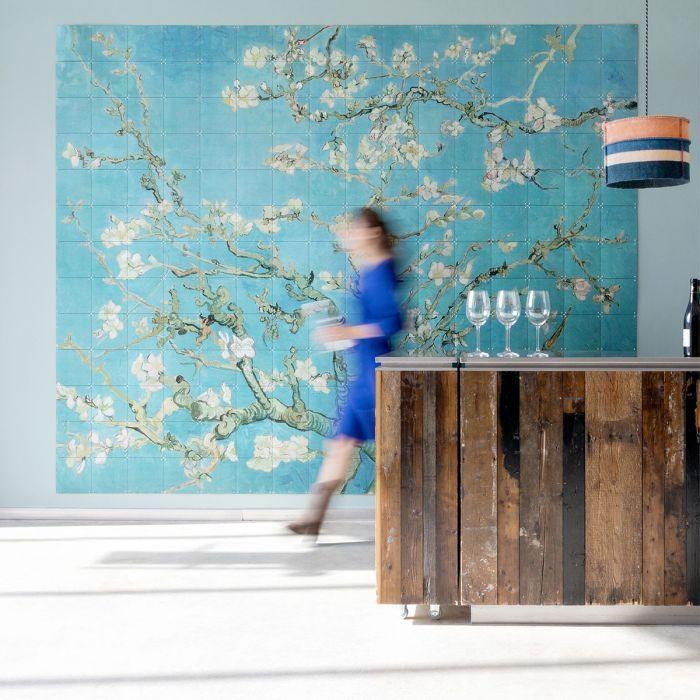 Vincent Van Gogh Almond Blossom Wall Art | Floral | Subject | The In Almond Blossoms Vincent Van Gogh Wall Art (View 18 of 20)