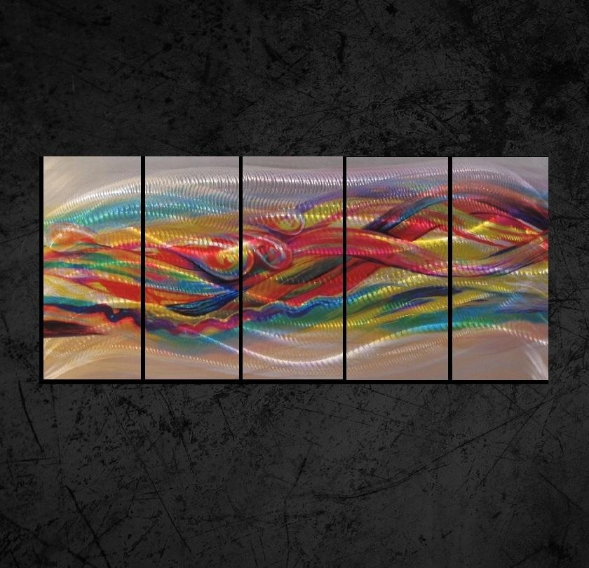 Wall Art Decor: Metal Artist Australian Wall Art Specializing Intended For Australian Abstract Wall Art (View 6 of 20)