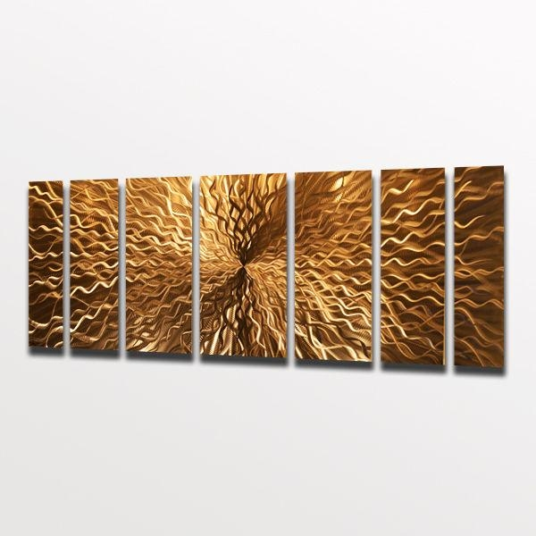 Wall Art Design Ideas: Ebay Online Copper Metal Wall Art Shopping Regarding Abstract Copper Wall Art (View 5 of 20)
